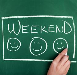 rencontrer 28ea5 b4dc3 5 avantages du travail pendant le week-end - Jobat.be