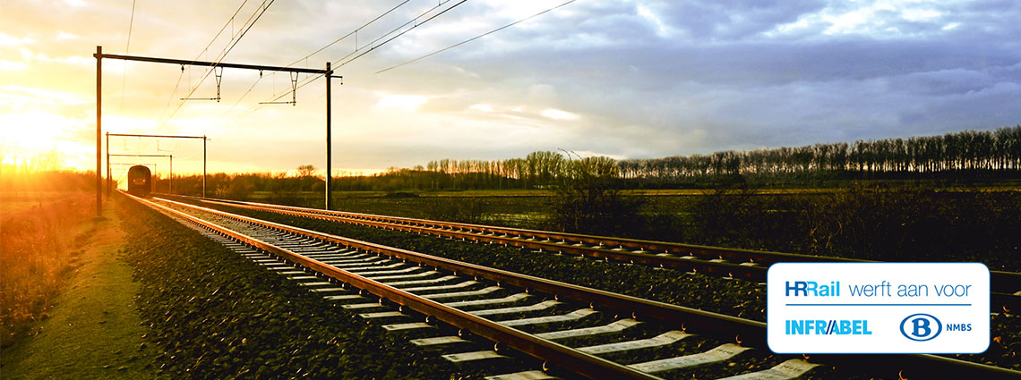 De Belgische spoorwegen – Les chemins de fer Belges