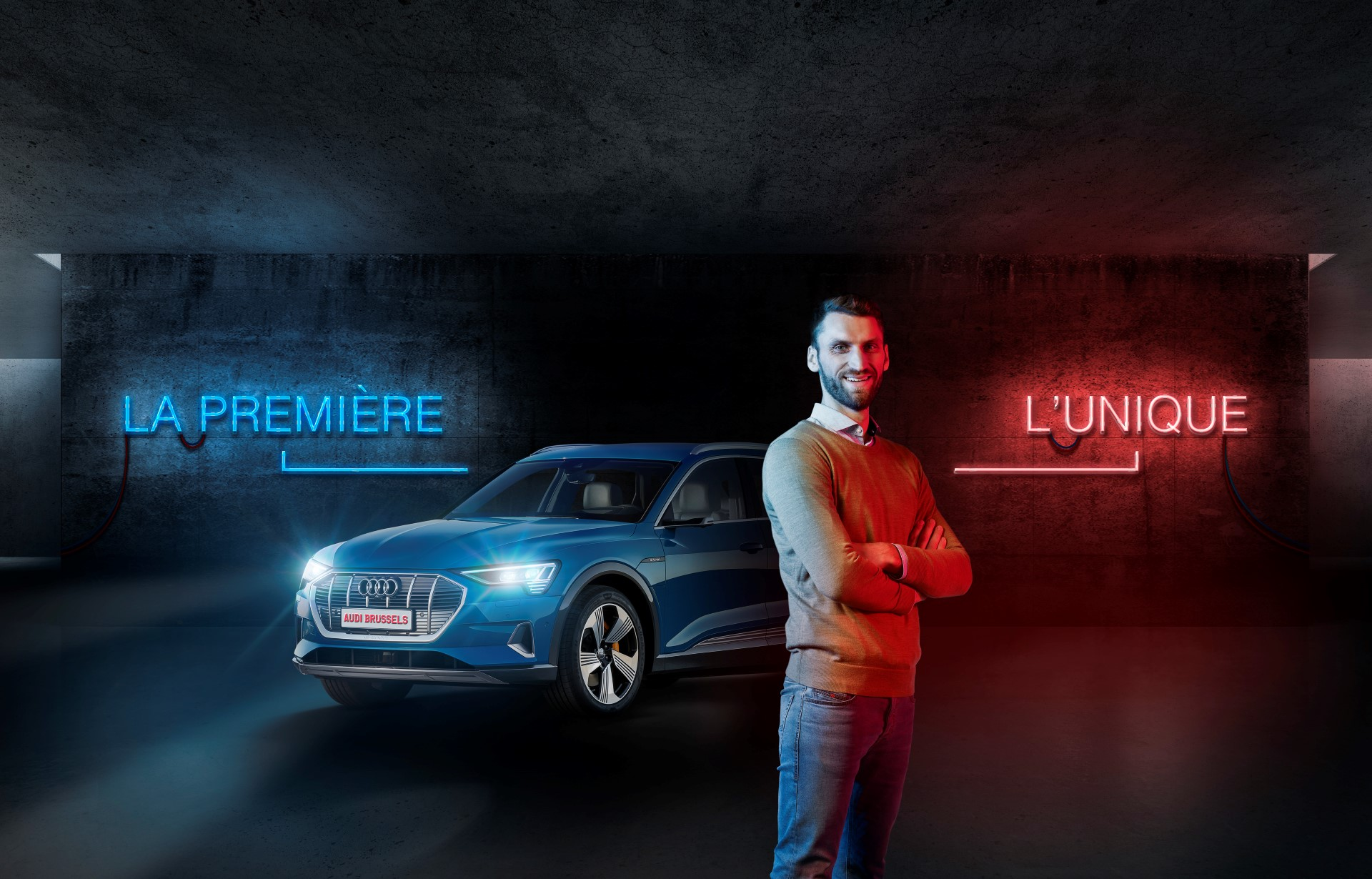 Audi Brussels
