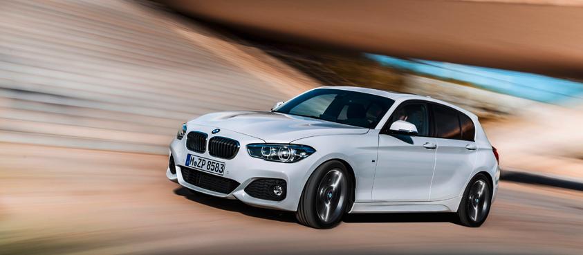 BMW 1-Reeks