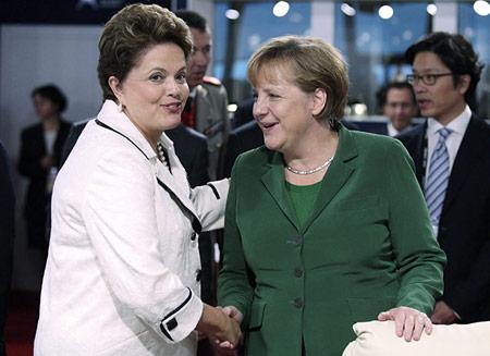 Merkel op de G20-top
