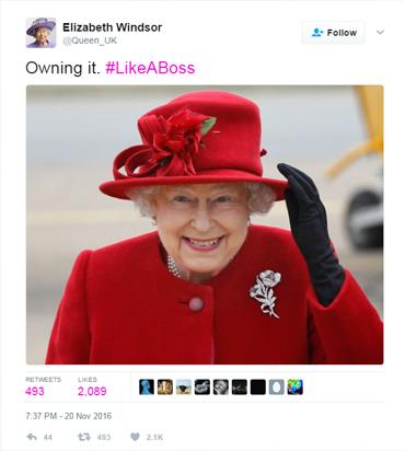 Tweet Queen