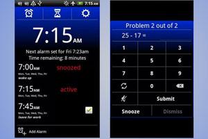 Alarm Clock Extreme app