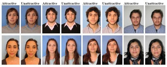 Attractive vs. unattractive