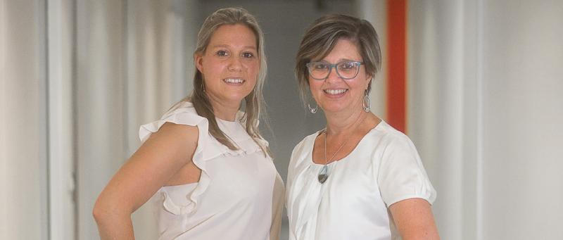 Audrey Bettens & Daniëlla Van Reeth