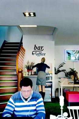 Bar d'Office in Leuven