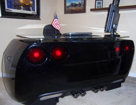 Corvette C5 bureau D5 Desk