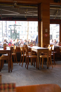 Café Walvis in Brussel