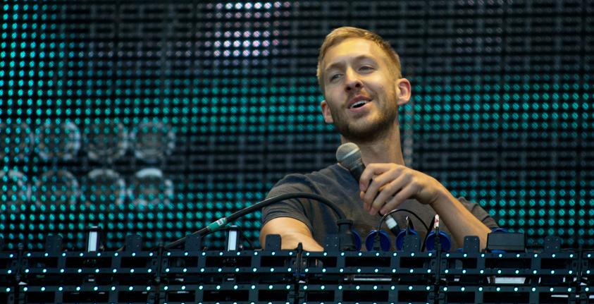 DJ Calvin Harris