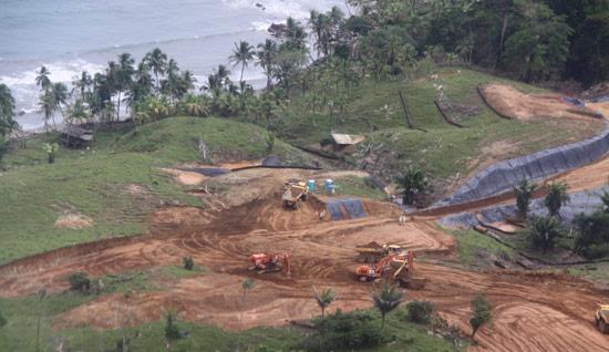 Jan De Nul bouwt in Panama mee aan grootste kopermijn ter wereld