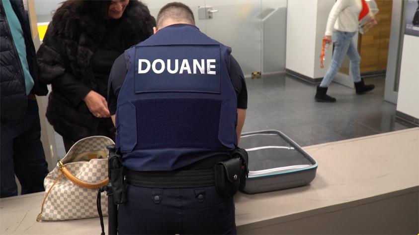 Werken bij de Douane