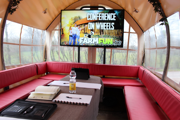 Conference on Wheels