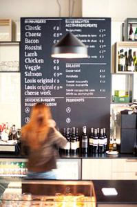 Ellis Gourmet Burger Brussel