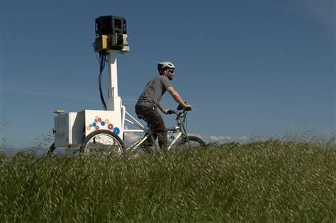 Google Biker