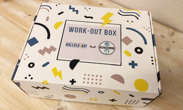 Hallelujah! Work-out Box