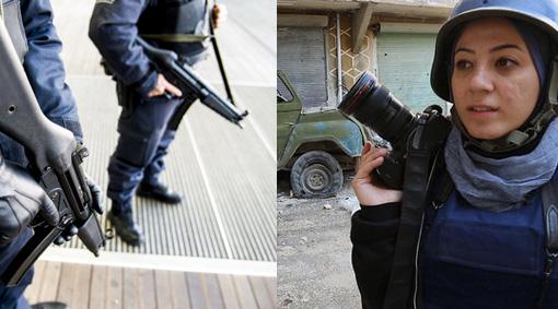 Antiterreur en oorlogsjournalist