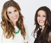 Hayley Barna & Katia Beauchamp