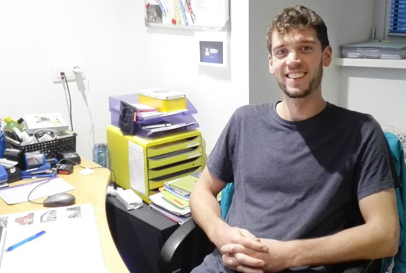 Idris Haesendonck
