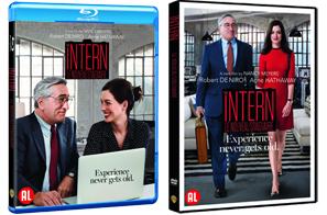 The Intern op dvd en Blu-ray