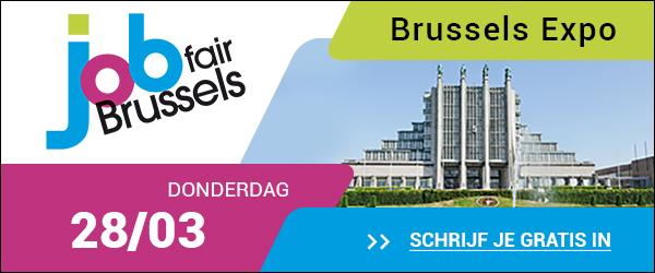 Job Fair Brussels 2019
