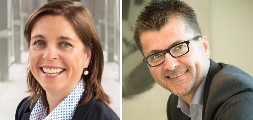 Karen Braeckmans en Stephane Criel van Monard Law