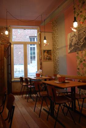 lunch in Leuven bij De Werf