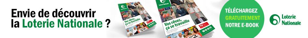 Téléchargez gratuitement l'e-book de la Loterie Nationale