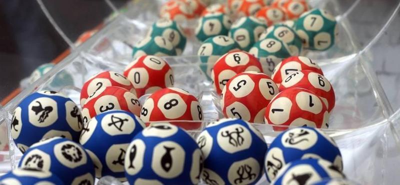 Lotto ballen