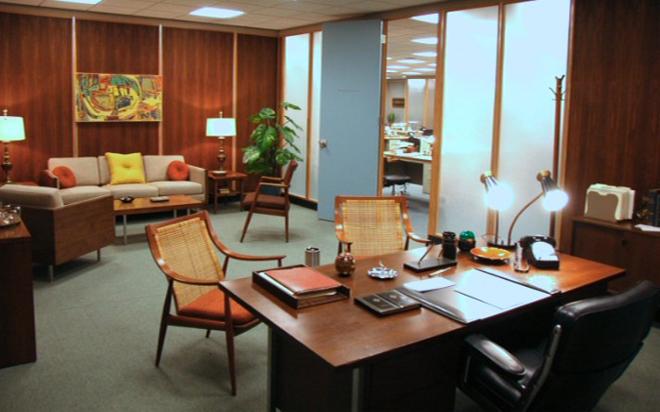 Joviaal kantoor