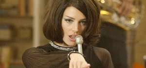 Megan Draper uit Mad Men