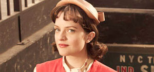 Peggy Olsen uit Mad Men