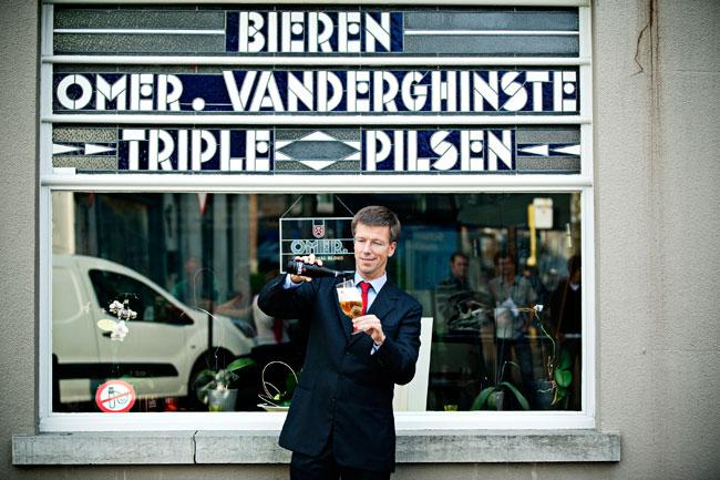 Omer Vander Ghinste bier