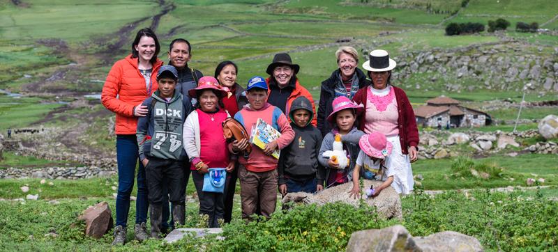 A.S. Adventure in Peru