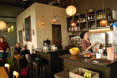 Pitten & Bonen in Antwerpen