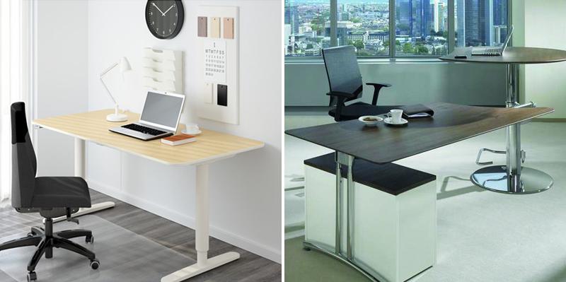 Rechtsta desk Bekant en Worflow