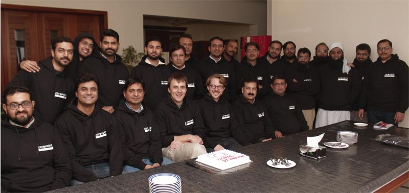 Software specialisten uit Pakistan en Sri Lanka