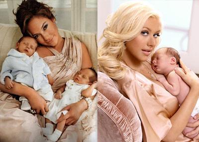 Christina Aguilera Jennifer Lopez