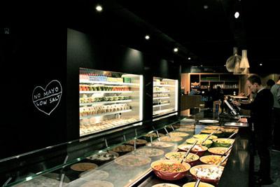 StarMeal Flagship Store Antwerpen