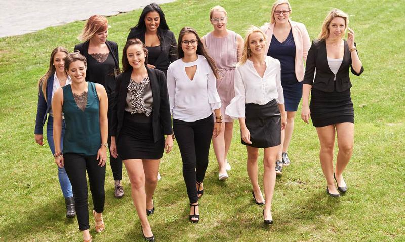 De vrouwen van Proactify