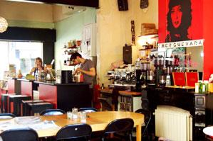Lunch @ Caffènation in Antwerpen