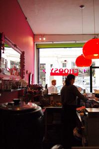 Lunch bij Choosy in Brussel