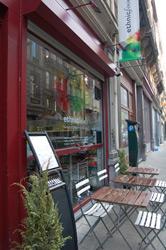 Lunch in Brussel, bij Ethnic Foods