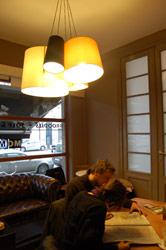 lunchen bij MoMade in Antwerpen