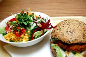 Lunch bij Tasty World in Gent
