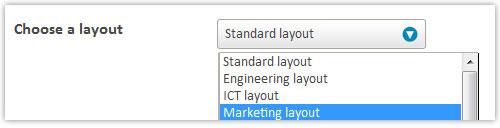 layout-select