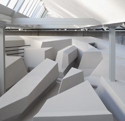 Du jamais vu le bureau le plus futuriste for Bureau futuriste
