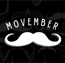 Le mois de novembre nous y sommes presque la cagne movember