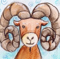 horoscoop ram 2014