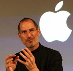 Steve Jobs, ceo van Apple