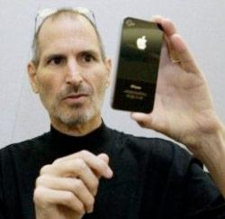 Steve Jobs, CEO d'Apple